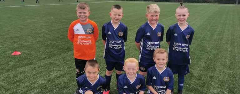 Shankill Junior FC 2013 team photo