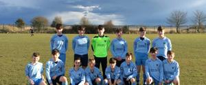 shannon town under 14s A team