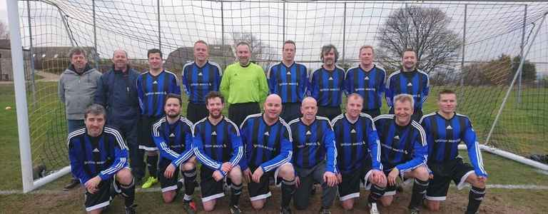 Sheffield Academicals - Division One team photo