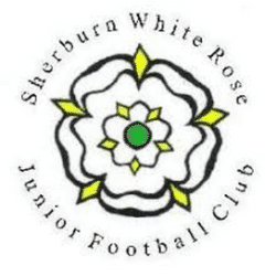 Sherburn White Rose Juniors U9 Under 9's team badge