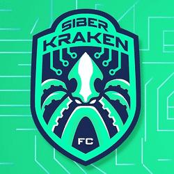 Siber Kraken FC team badge