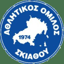 SKIATHOS team badge