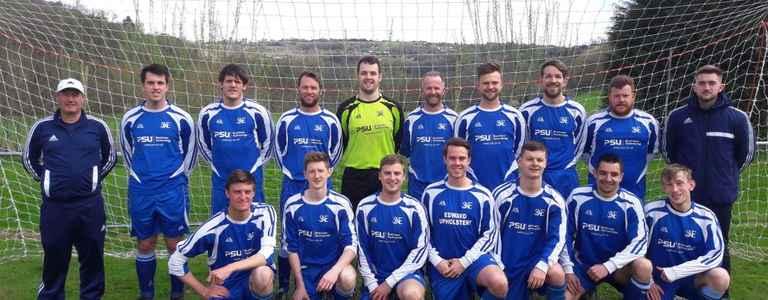 Smiths Athletic team photo