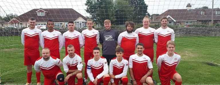 South Side (Bristol) team photo