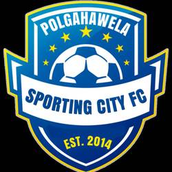 SPORTING CITY FC team badge
