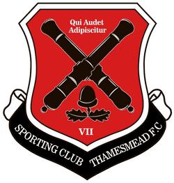 Sporting Club Thamesmead Spitfire team badge