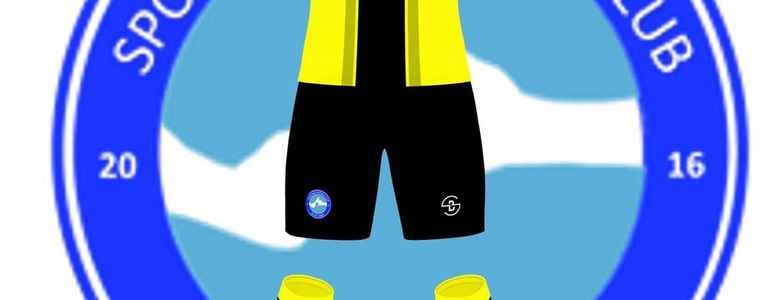 Sporting FC Yellows U12s team photo
