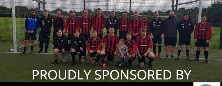 Spotland Reform FC team photo