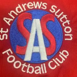St Andrews Sutton FFL team badge
