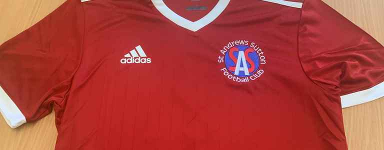 St Andrews Sutton FFL team photo