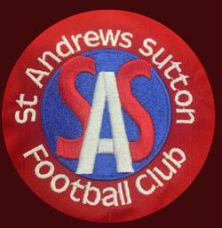 St Andrews Sutton team badge