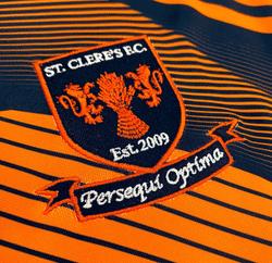 St Clere's U8s team badge