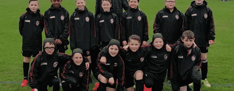 St Columbans team photo