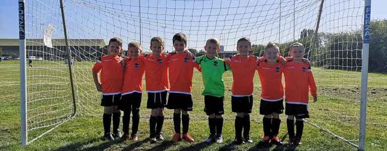 St Finbarrs U7 - Under 7 - Season 2 team photo