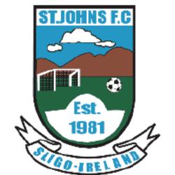 St Johns FC - Soccer team badge