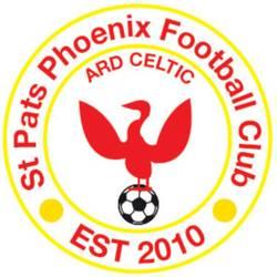 St. Pats Phoenix F.C. team badge