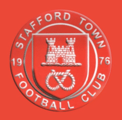 Stafford Town Mens 1sts team badge