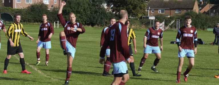 Stanton Utd Old Boys Reserves team photo