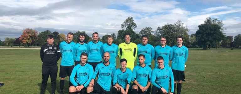 Stenson Reserves team photo