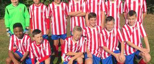 Stevenage Borough Juniors U13 Galaxy