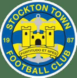 Stockton Town U8s Blues team badge