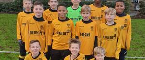 Stotfold Junior U11 Greys