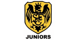 Stotfold Junior U12 Greys team badge