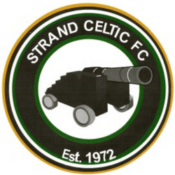 Strand Celtic FC team badge