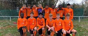 Stratford Town Colts U16