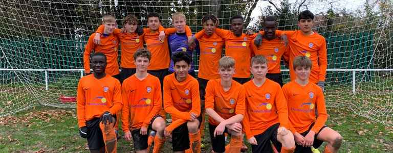 Stratford Town Colts U16 - U16 Premier Division team photo