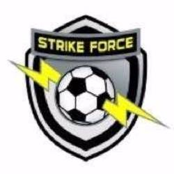 Strike Force FC team badge