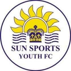 Sun Sports U13 team badge
