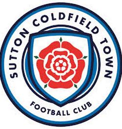 Sutton Coldfield Town Juniors U16 Girls team badge