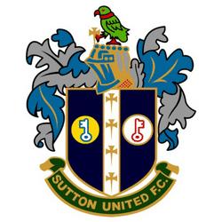 Sutton United Youth U13 team badge