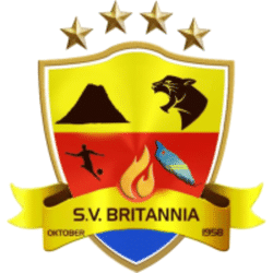 SV Britannia Division Honor team badge