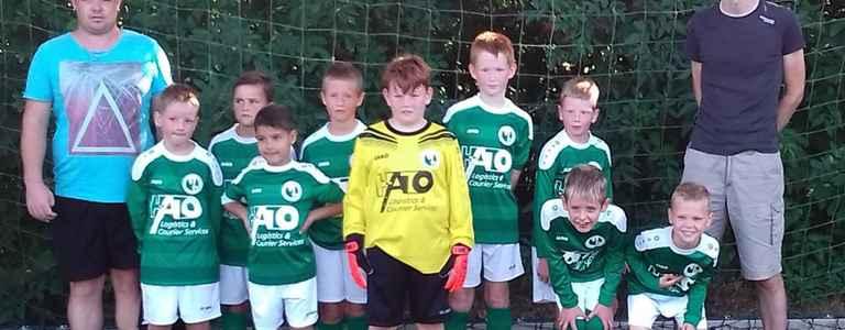 SV Heeten JO9-3 team photo
