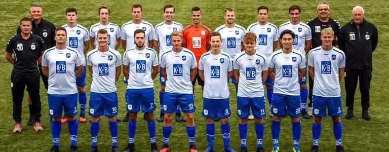 SV Urk 2 team photo