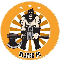 Tankerton Slayer team badge