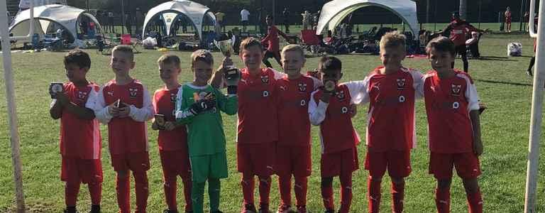 Tattenhoe Reds team photo