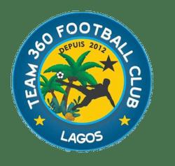 TEAM360 FOOTBALL CLUB - Division 1 team badge