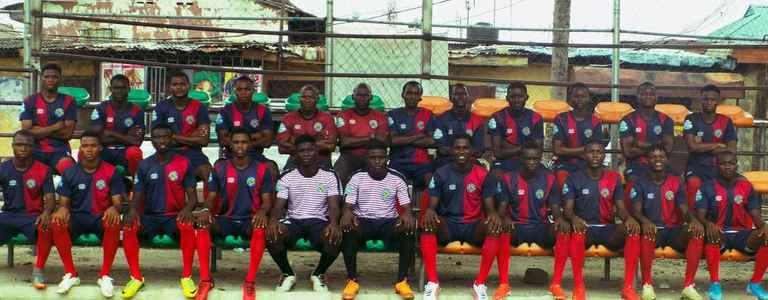 TEAM360 FOOTBALL CLUB - Division 1 team photo