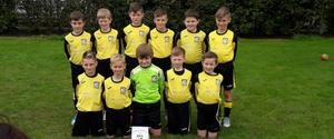 Tewkesbury Town Panthers U11's