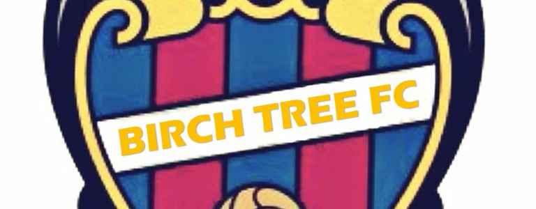 The Birch Tree FC team photo