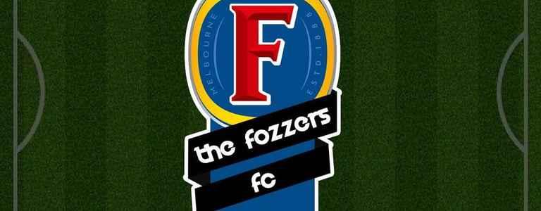 The Fozzers FC team photo