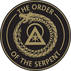 The Order Of The Serpent team badge