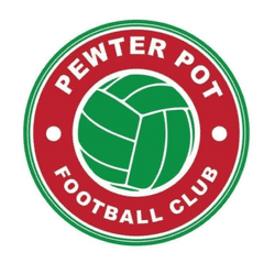 The Pewter Pot team badge