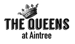 The Queens Aintree team badge