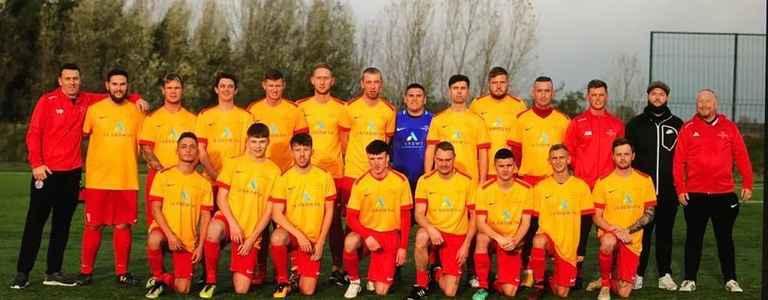 The Stackyard FC team photo