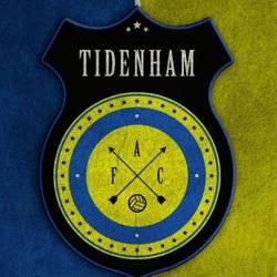 Tidenham Firsts team badge