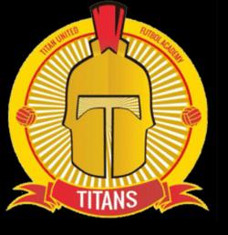 Titans U16 team badge